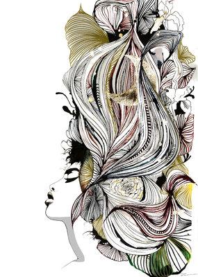 Kristen Baker Art Kristen Baker Art - Sacred