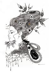 Kristen Baker Art Kristen Baker Art - Onyx