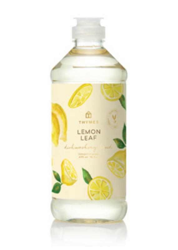 Thymes Lemon Leaf Diswashing Liquid