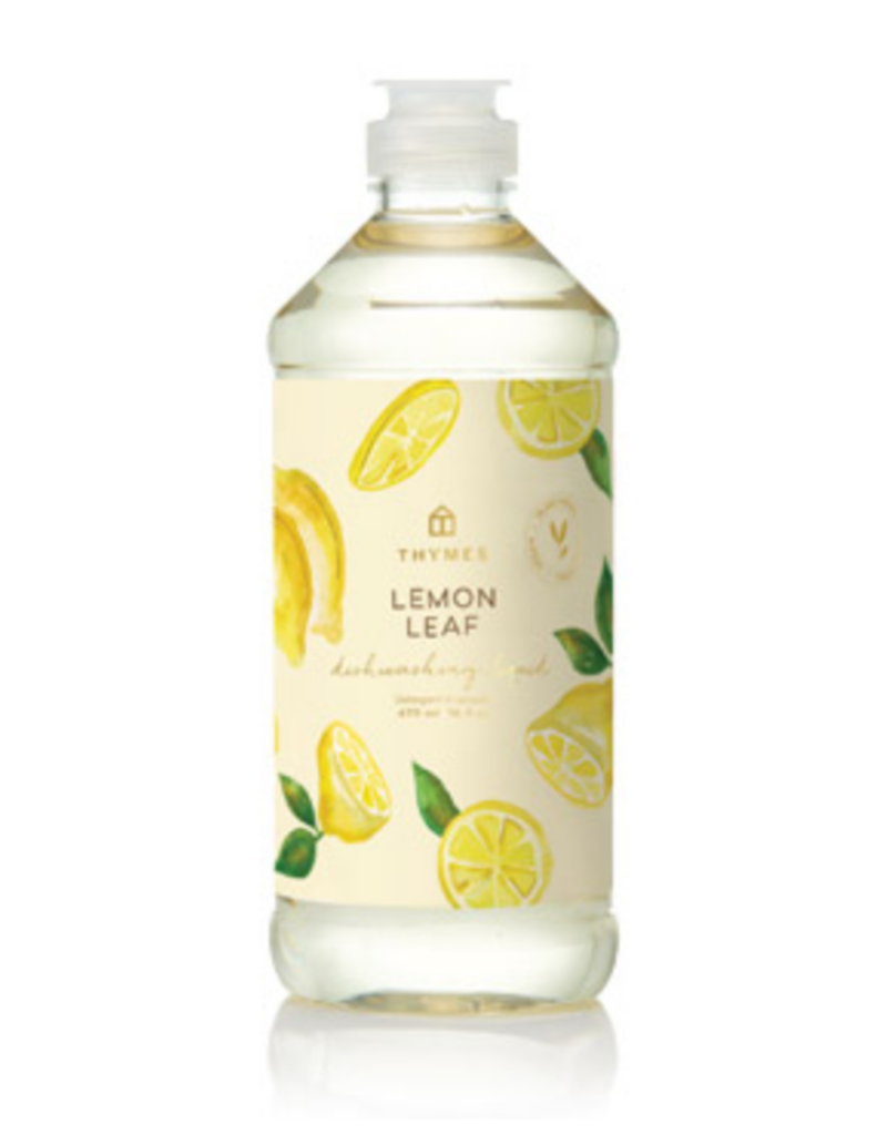 Thymes Lemon Leaf Diswashing Liquid