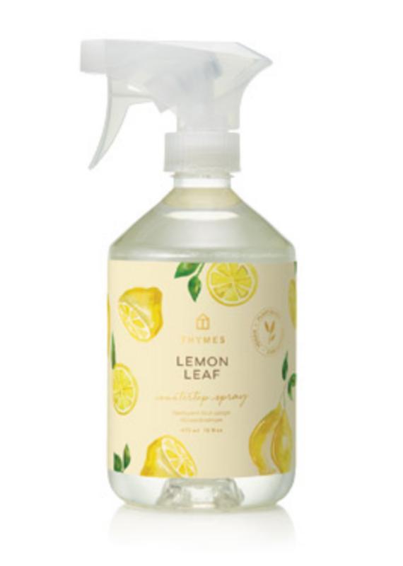 Thymes Lemon Leaf Countertop Spray