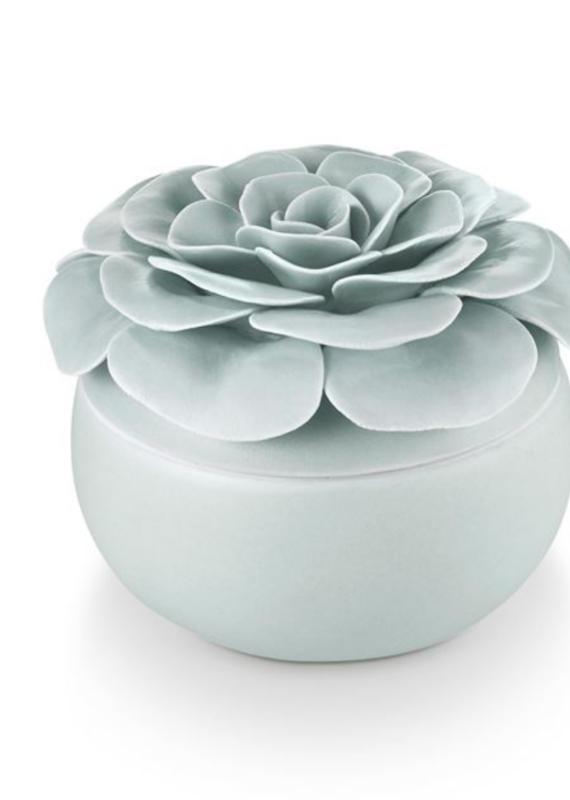 Illume Fresh Sea Salt Ceramic Flower