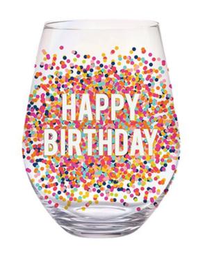 Slant Collections Happy Birthday Confetti 30 Oz