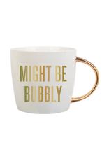 Slant Collections Might Be Bubbly Mug 14oz