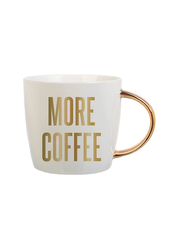 Slant Collections More Coffee Mug 14oz
