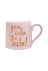 Slant Collections You Take The Cake Jumbo Mug