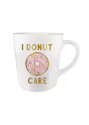 Slant Collections Donut Care Mug 14oz