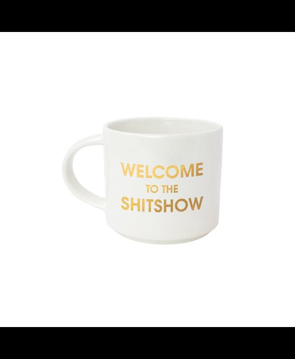 Welcome to the Shitshow Mug