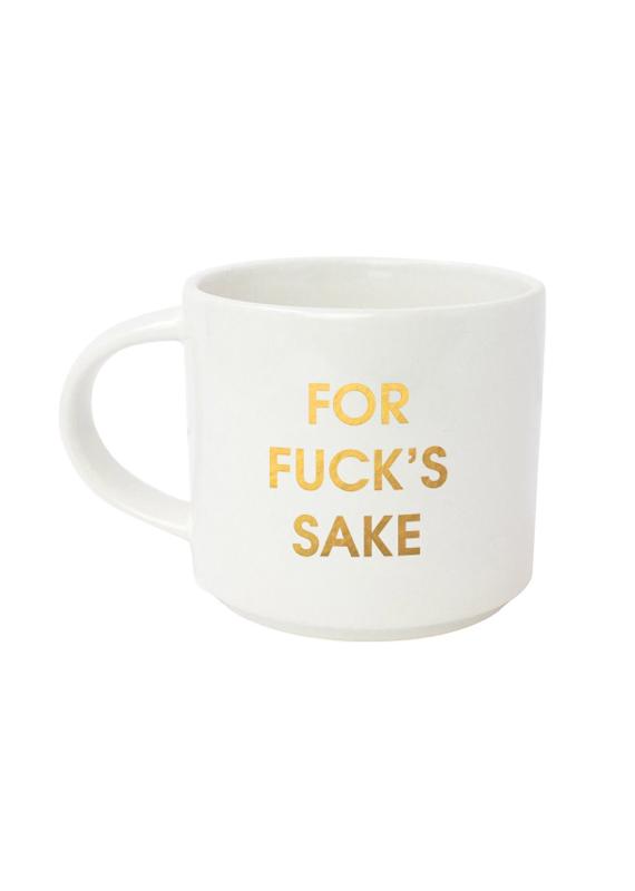 Chez Gagne For F***'s Sake Mug