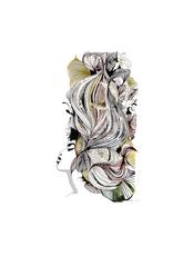 """Kristen Baker Art """"The Sacred"""" Card"""