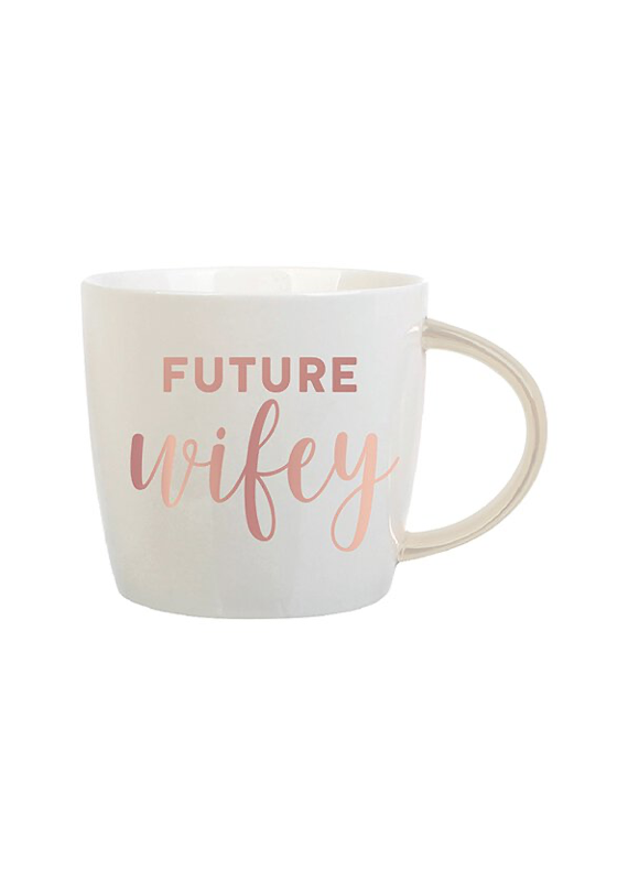 Slant Collections Future Wifey Mug 14oz.