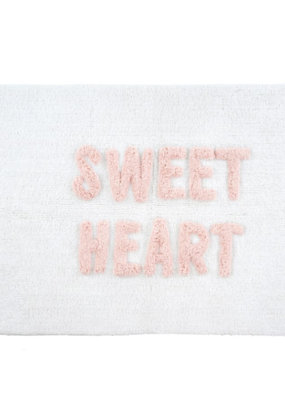 Indaba Trading Co. Sweet Heart Bath Mat