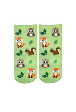 Living Royal Woodland Animals Ankle Socks