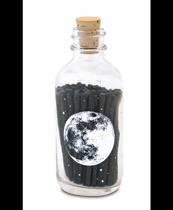 Apothecary Astronomy Black Matches, Mini