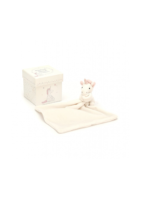 """Jellycat Inc. My First Unicorn Soother 9"""""""