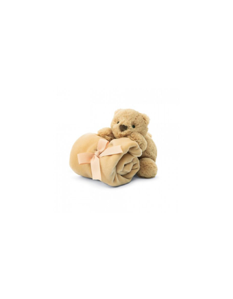 Jellycat Inc. Shooshu Bear Soother