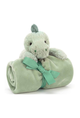 Jellycat Inc. Shooshu Dino Soother