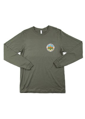 Camp Brand Goods Nature Lovers Long Sleeve
