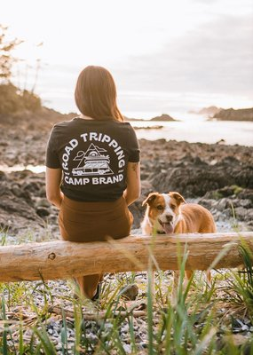 Camp Brand Goods Road Trip Relaxed T-Shirt