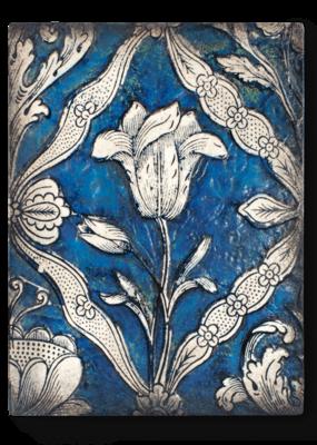 Sid Dickens T513 White Tulip