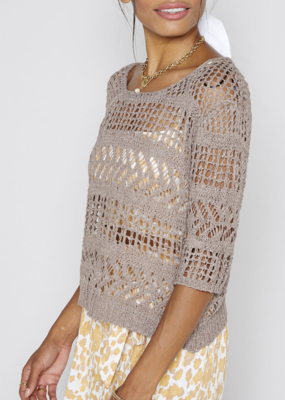 Sadie & Sage One More Day Sweater - Earth