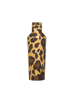 Corkcicle Leopard Luxe Canteen
