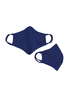 Nearly Famous Reusable Antimirco 3 Pack - Navy