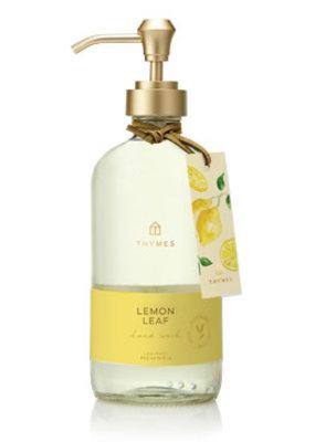 Thymes Lemon Leaf Handwash Large 15 FL OZ