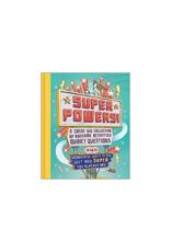 Compendium Activity Book - Super Powers