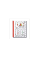 Compendium Activity Book - I Like