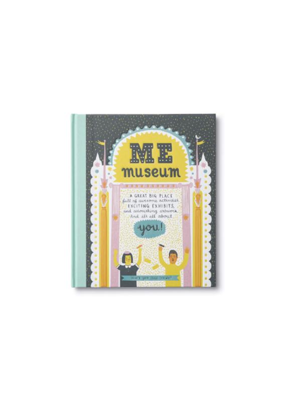 Compendium Activity Book - Me Museum