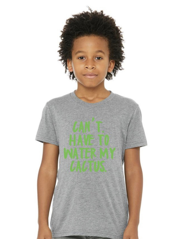 Portage & Main Can't Cactus Tee Youth