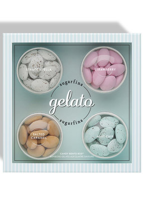 Sugarfina Gelato 4pc Bento Box