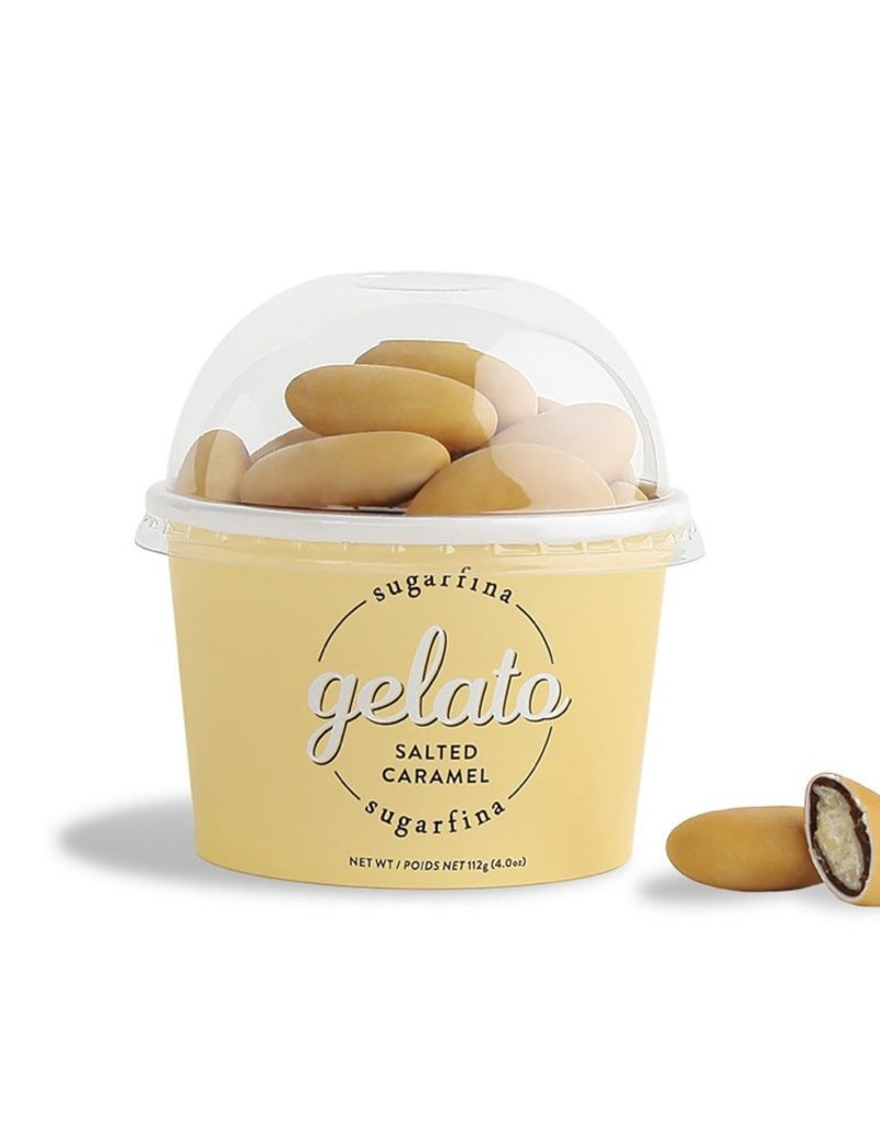 Sugarfina Salted Caramel Gelato Cups