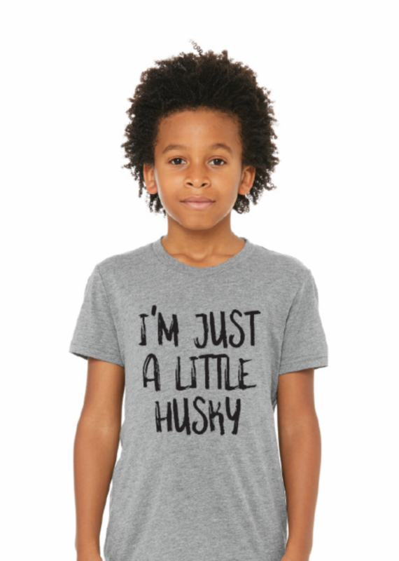 Portage & Main Little Husky Raglan Youth