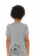 Portage & Main Little Husky Raglan