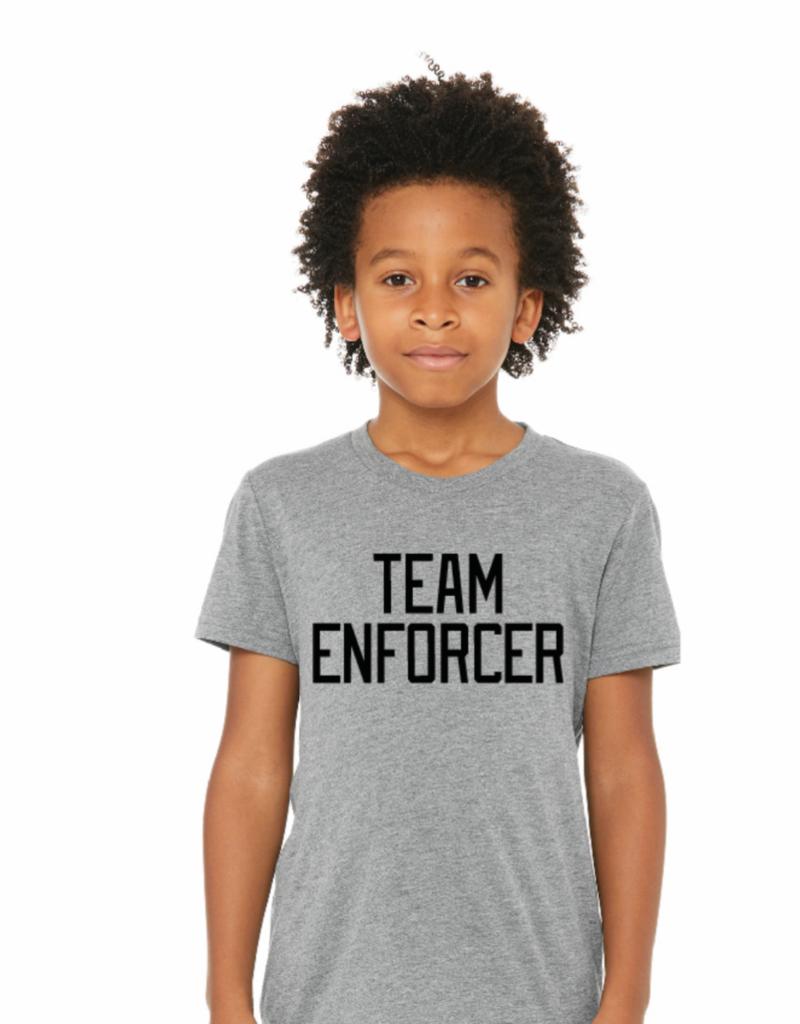 Portage & Main Team Enforcer Raglan Youth