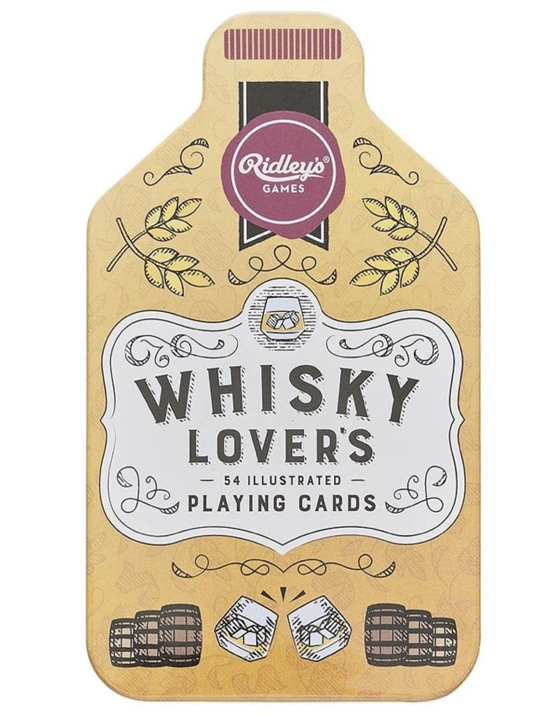 Wild & Wolf Whiskey Lovers Cards