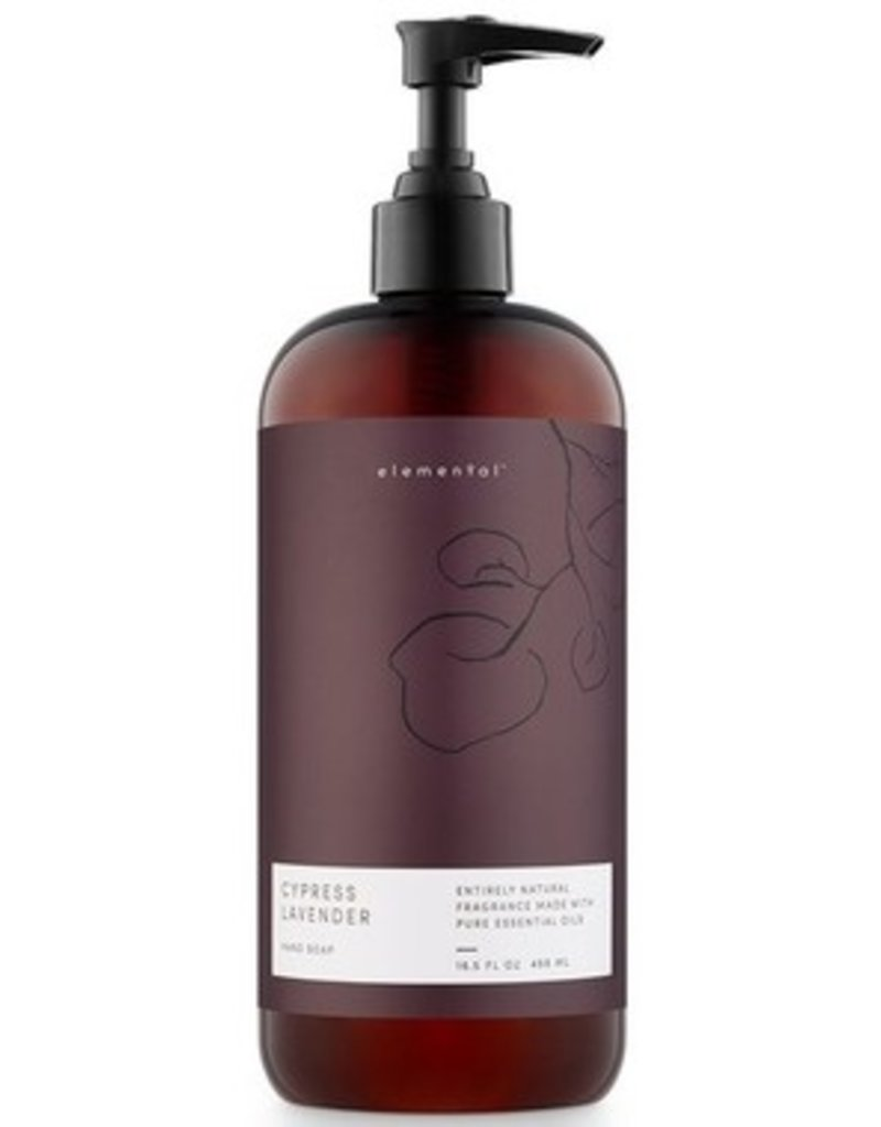 Illume Cypress Lavender Hand Wash
