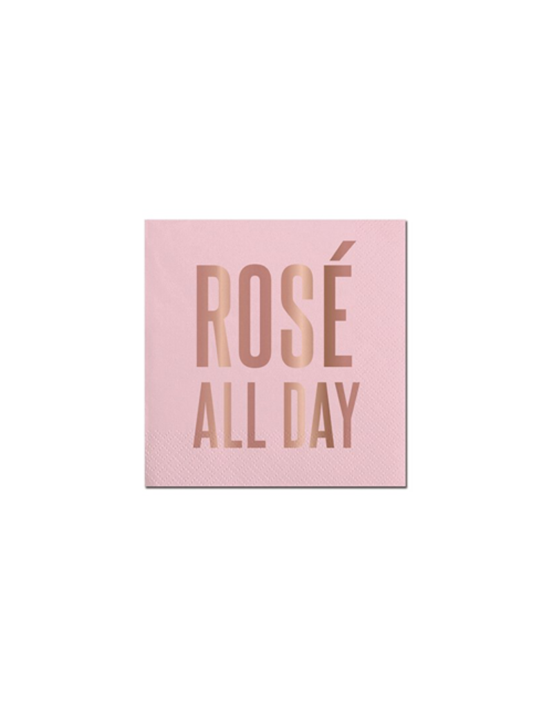 Slant Collections Rose Napkins