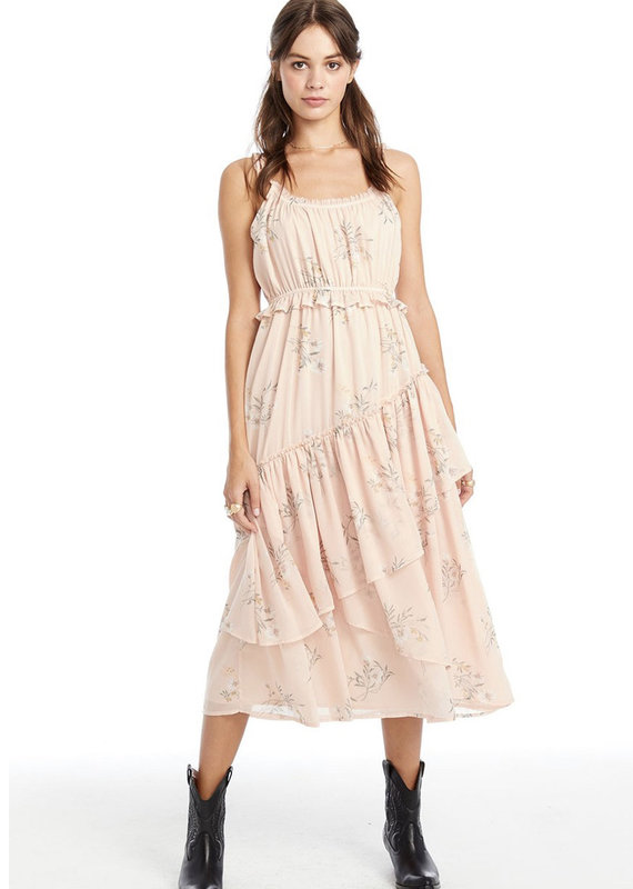 Saltwater Luxe California Garden Camilla Midi Dress