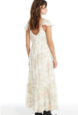 Saltwater Luxe California Bloom Grace Midi Dress