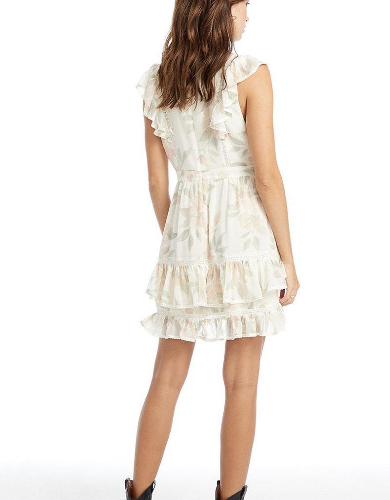Saltwater Luxe California Bloom Alexandra Mini Dress
