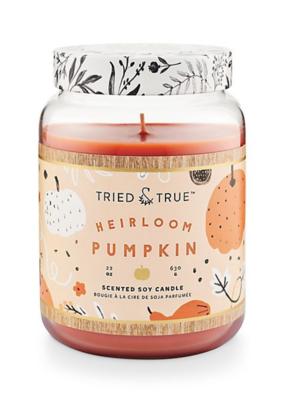 Tried & True Fragance Co. Tried & True Heirloom Pumpkin Jar