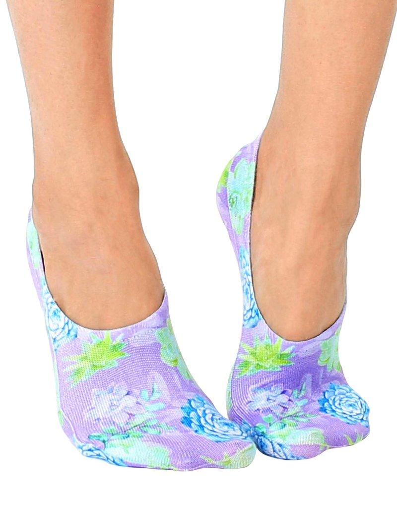 Living Royal Butterfly Garden Liner Socks