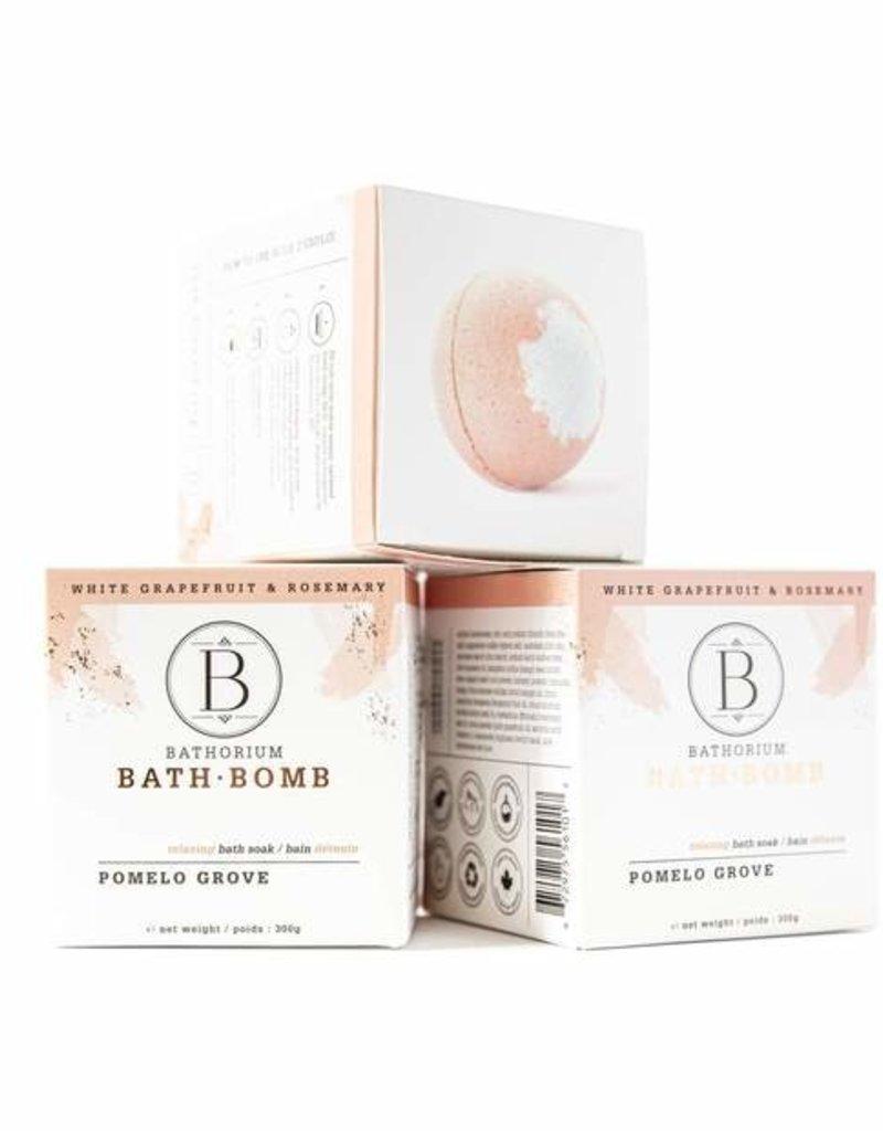 Bathorium Pomelo Grove Bath Bomb