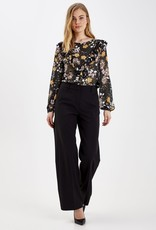 B.Young BYGinni Blouse- Black