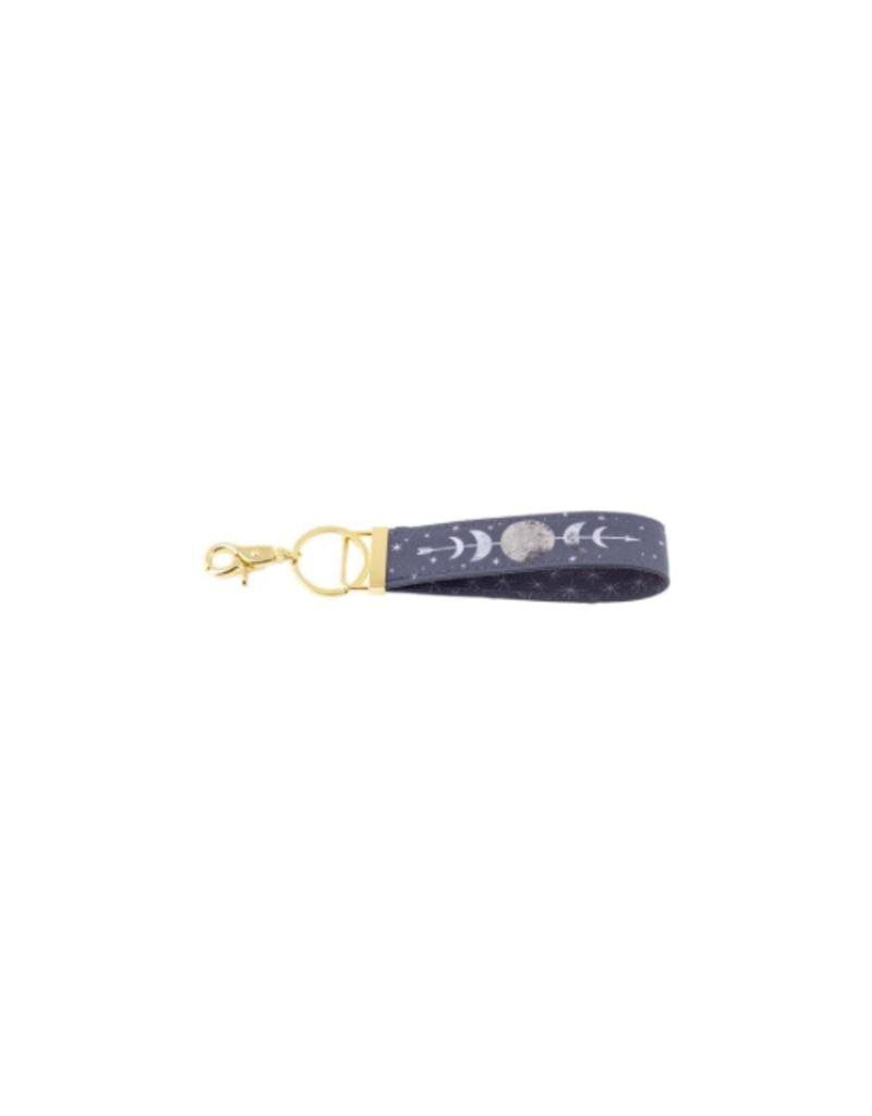 Karma Loop Keychain