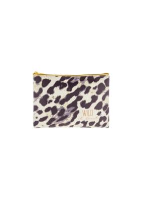 Karma Cosmetic Bag - Leopard
