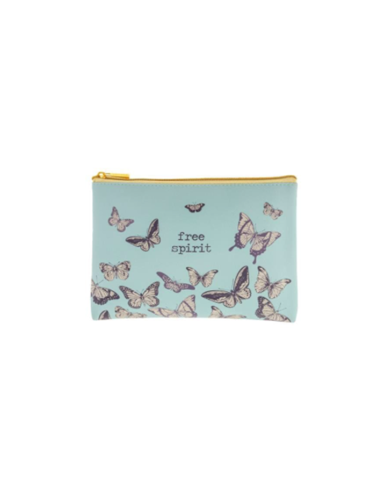 Karma Cosmetic Bag - Butterfly